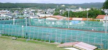 浦幌町テニスコート