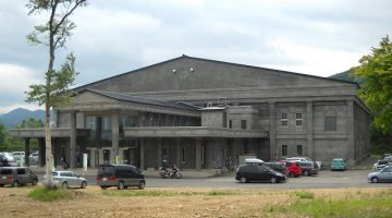 新得町総合体育館(サホロアリーナ)