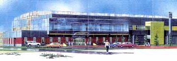 帯広の森スポーツセンター