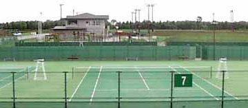 帯広の森テニスコート