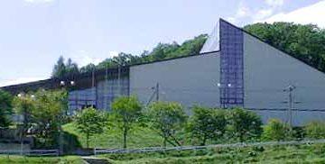 豊頃町総合体育館
