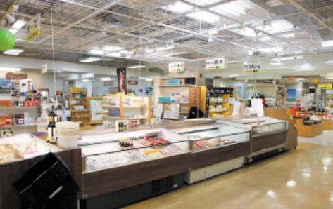 とかち物産センター