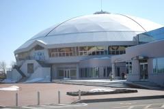 音更総合体育館(サンドームおとふけ)