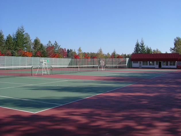 帯広市南町テニスコート