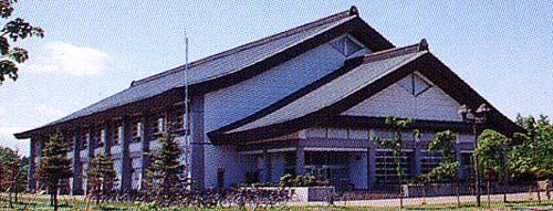帯広の森体育館