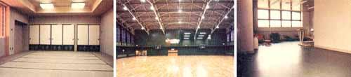 上士幌町スポーツセンター